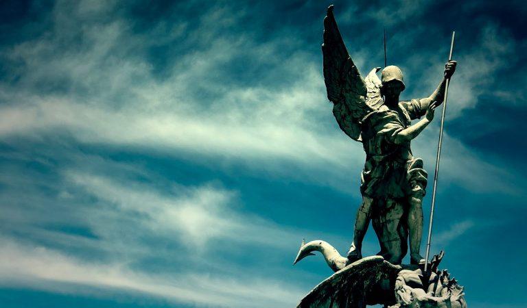 Oración a San Miguel Arcángel contra los enemigos