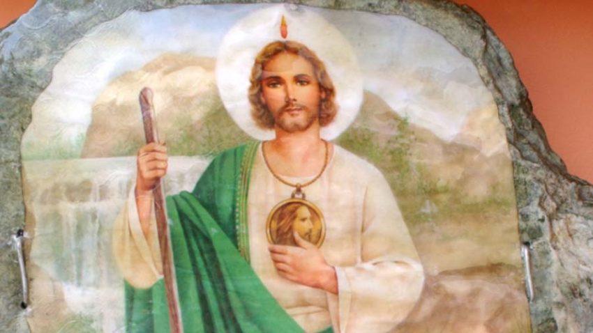 Oración a San Judas Tadeo para el amor