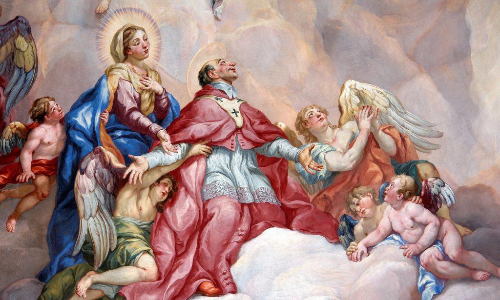 Oración de adoración a la Santísima Trinidad