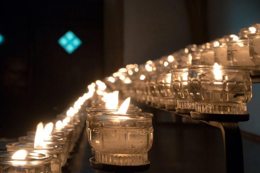 Oracion milagrosa a la virgen de Lourdes