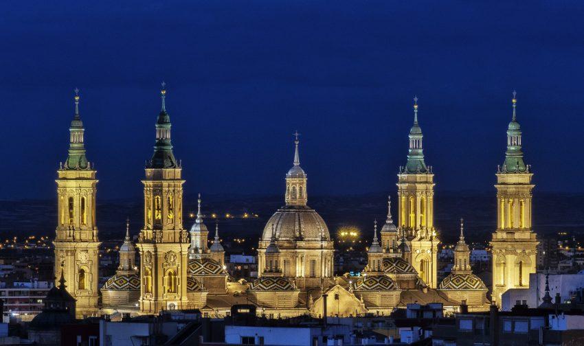 Oración a la Virgen del Pilar de Zaragoza