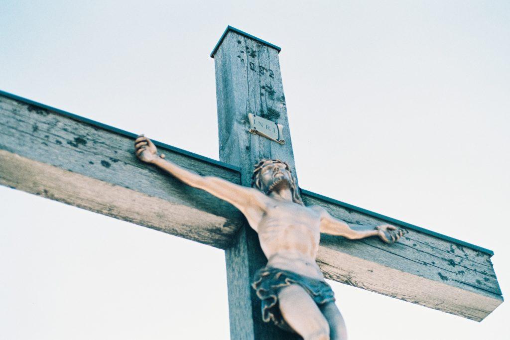 Oración al Cristo de la Salud