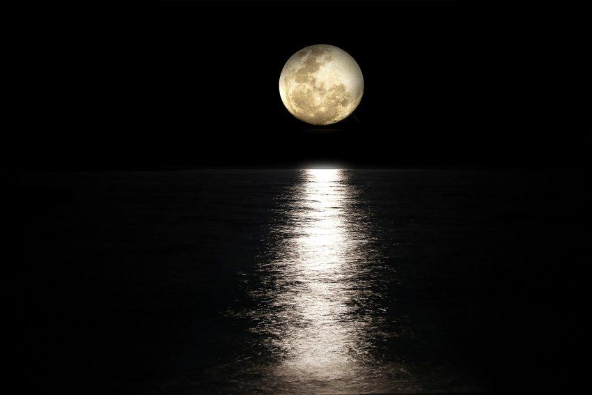 Oración a Dios para la noche