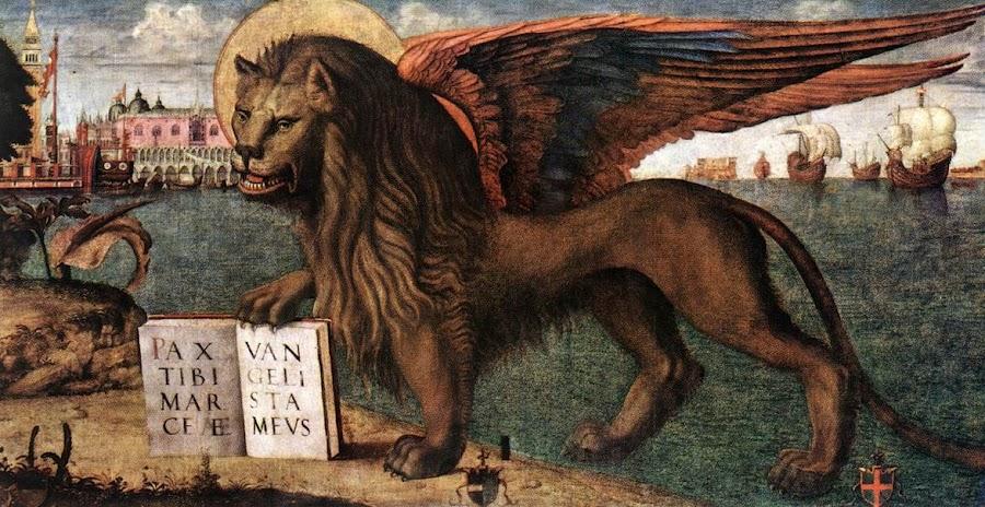 Oración a San Marcos de León para amansar