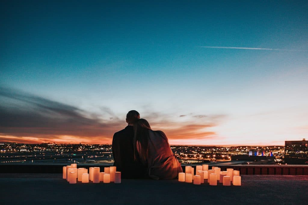 Oración a Santa Bárbara Changó para el amor
