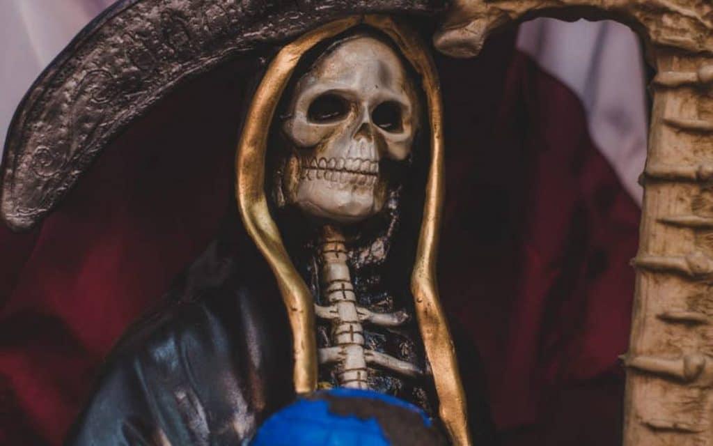 oración a la santa muerte para el amor